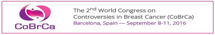 2nd World Congress on Controversies in Breast Cancer (CoBrCa) - 2016
